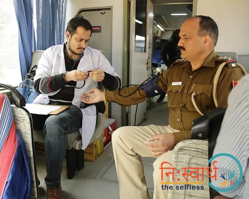Blood Donation Camp - Seventeen