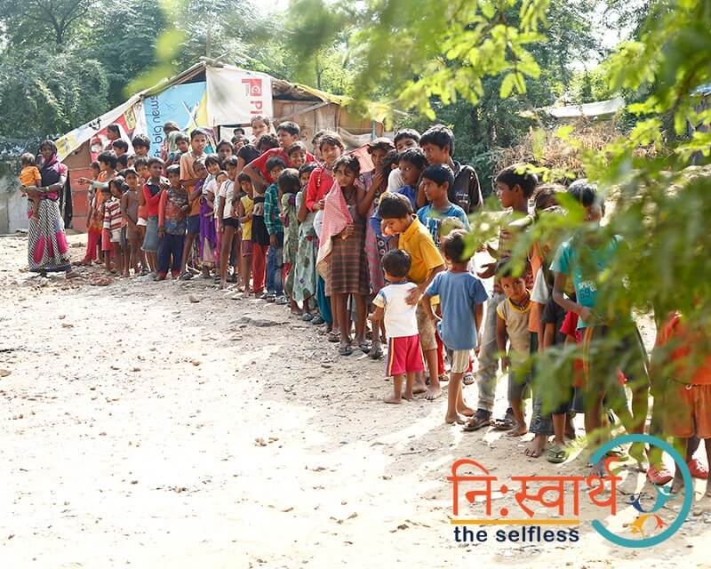 Food Donation Drive (Three) - Fourteen