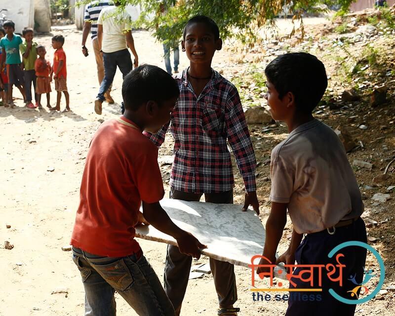 Food Donation Drive (Three) - Twelve