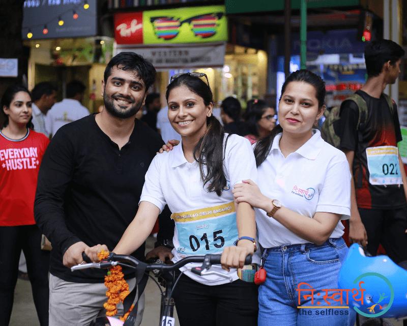 Cycle Chalao Delhi Bachao - 10