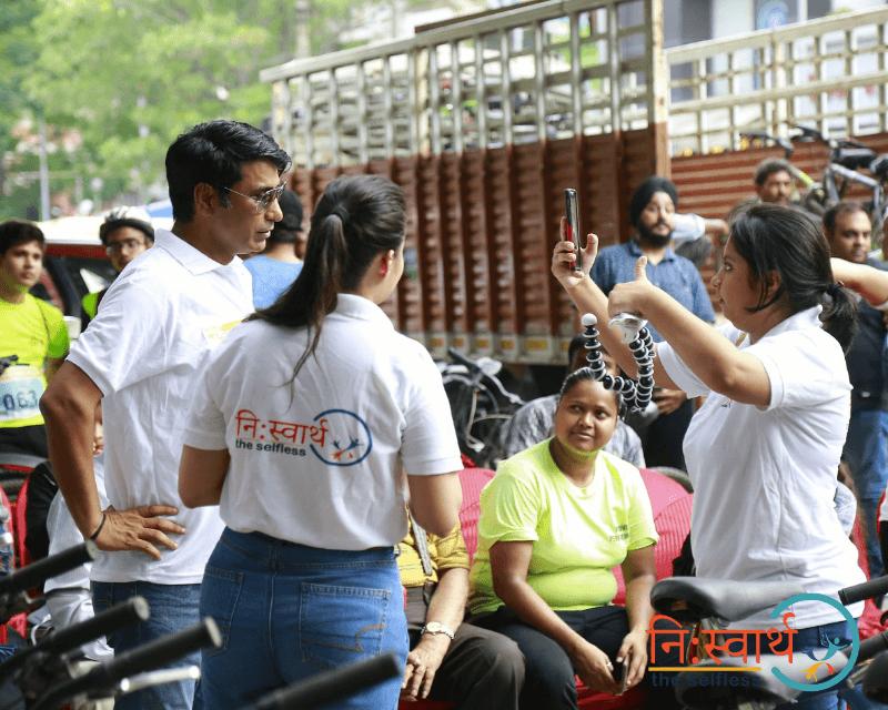 Cycle Chalao Delhi Bachao - 100