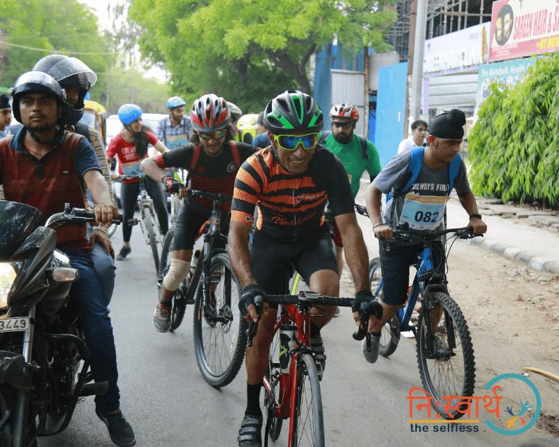 Cycle Chalao Delhi Bachao - 101