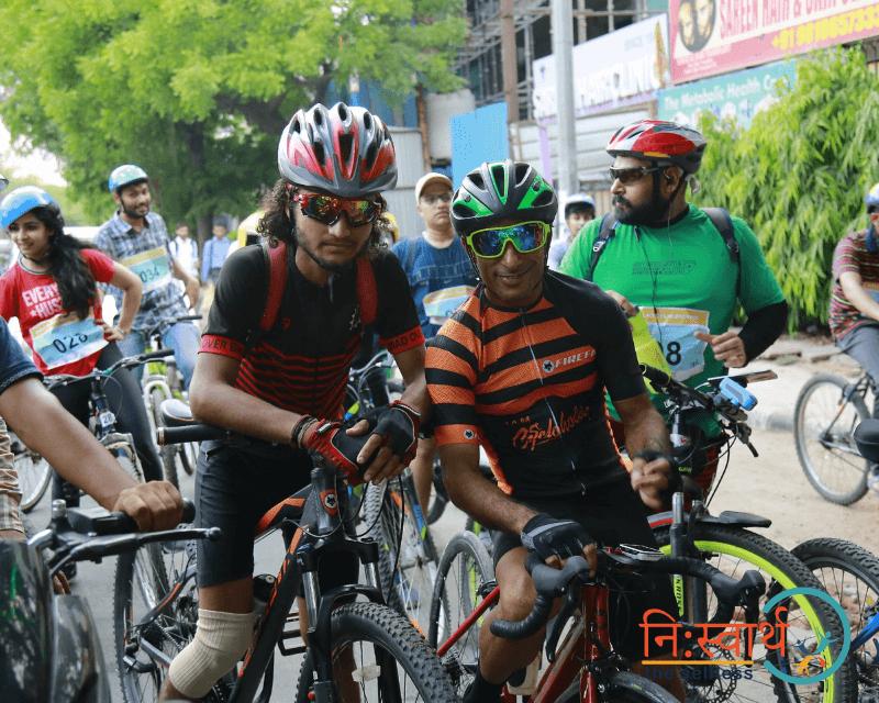 Cycle Chalao Delhi Bachao - 102