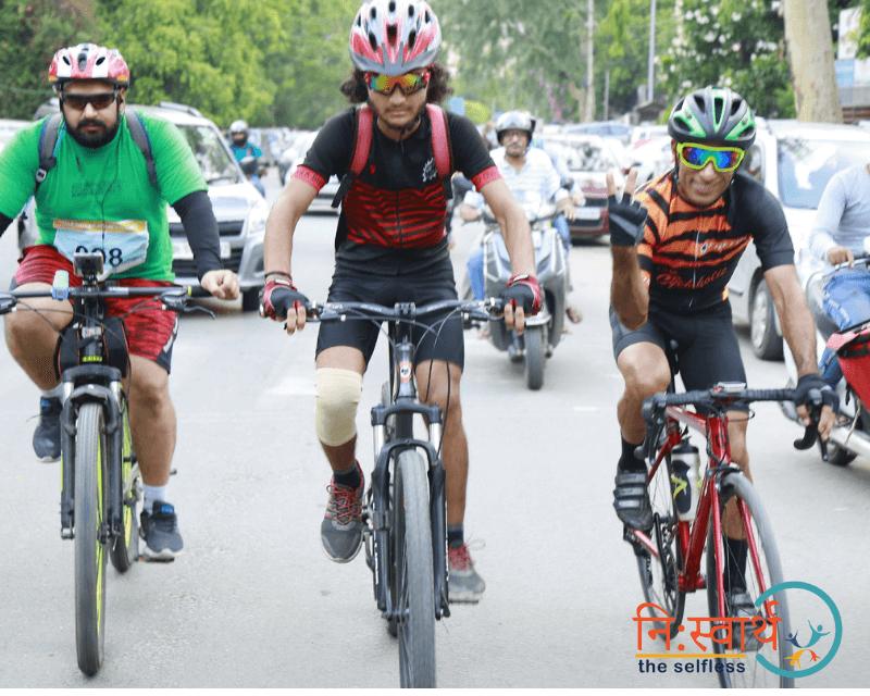 Cycle Chalao Delhi Bachao - 109
