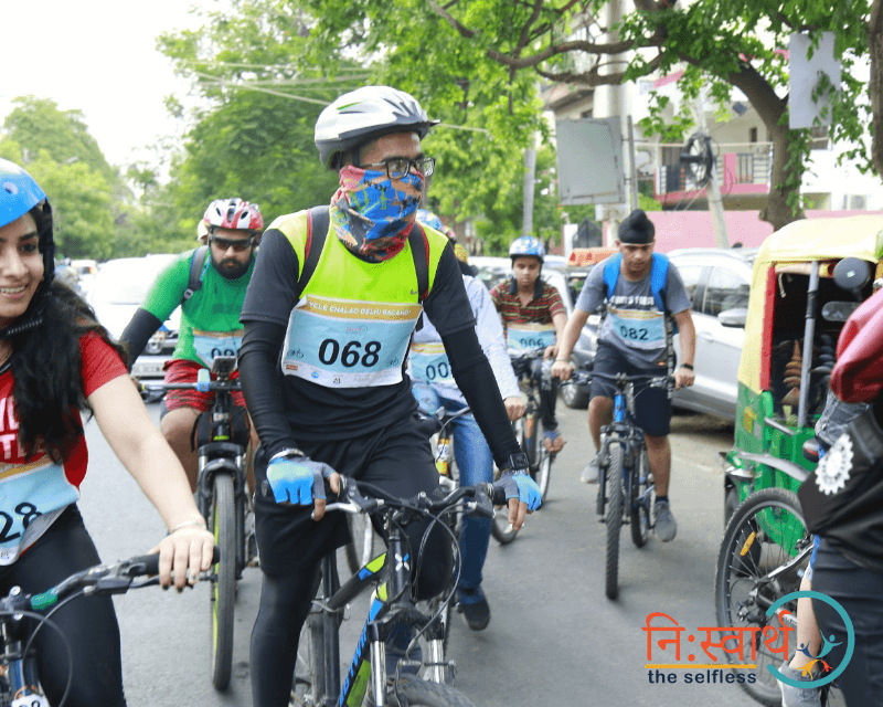 Cycle Chalao Delhi Bachao - 113