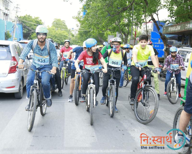 Cycle Chalao Delhi Bachao - 114