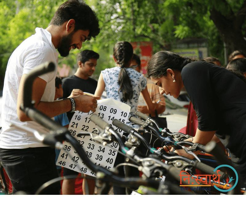 Cycle Chalao Delhi Bachao - 41