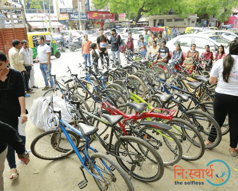 Cycle Chalao Delhi Bachao - 55