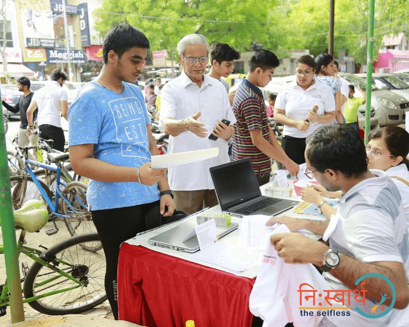 Cycle Chalao Delhi Bachao - 57