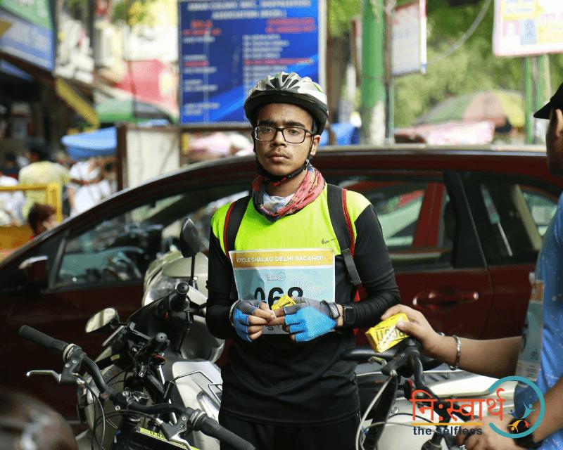 Cycle Chalao Delhi Bachao - 64