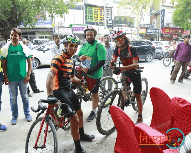 Cycle Chalao Delhi Bachao - 65