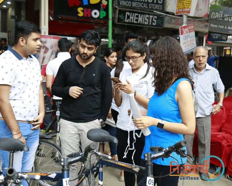Cycle Chalao Delhi Bachao - 69