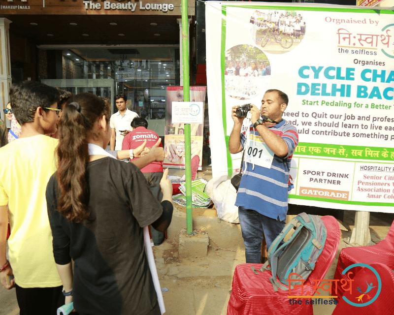 Cycle Chalao Delhi Bachao - 72