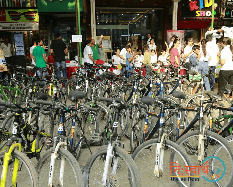 Cycle Chalao Delhi Bachao - 75