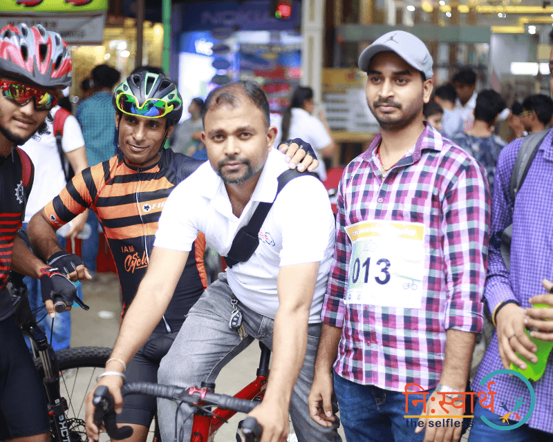 Cycle Chalao Delhi Bachao - 9