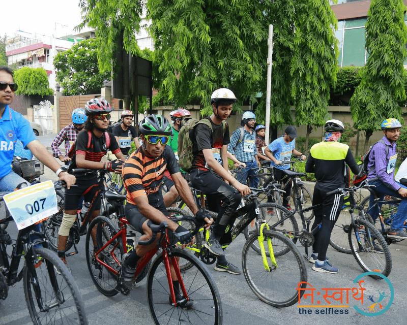 Cycle Chalao Delhi Bachao - 92