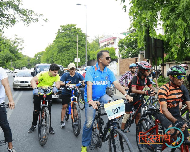 Cycle Chalao Delhi Bachao - 93