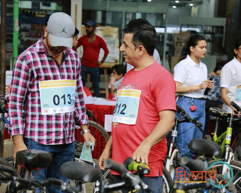 Cycle Chalao Delhi Bachao - 94
