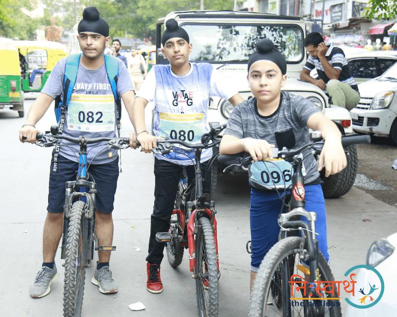 Cycle Chalao Delhi Bachao - 96