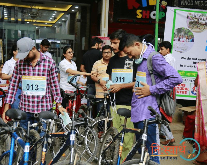 Cycle Chalao Delhi Bachao - 97
