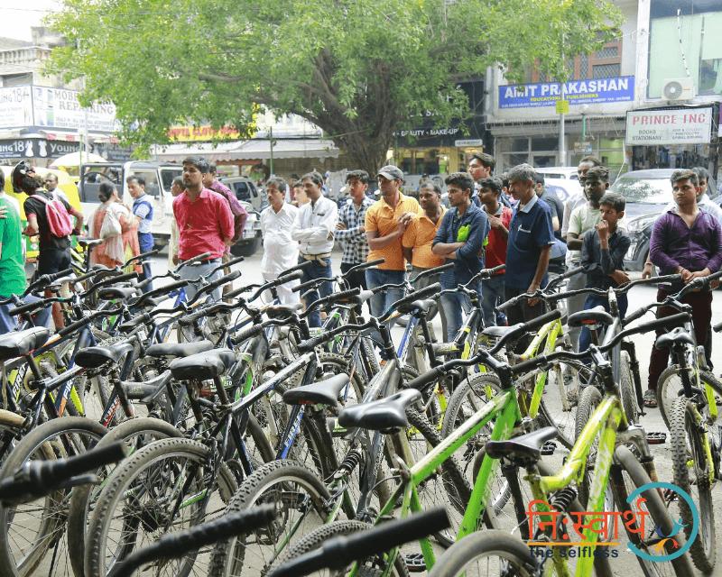 Cycle Chalao Delhi Bachao - 99