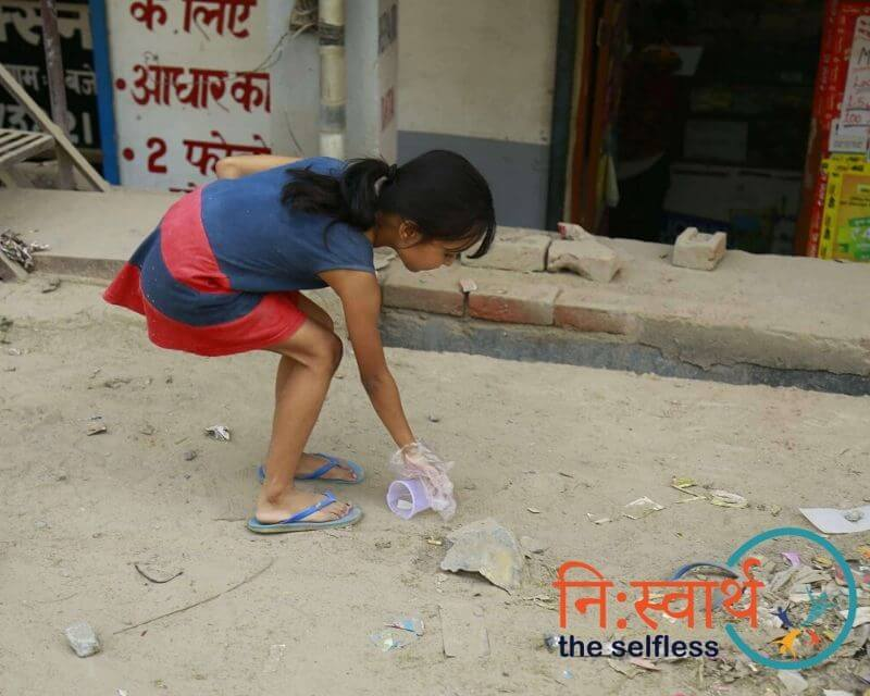 1-Cleanliness Drive_ संशुधी (October) - Niswarth The Selfless