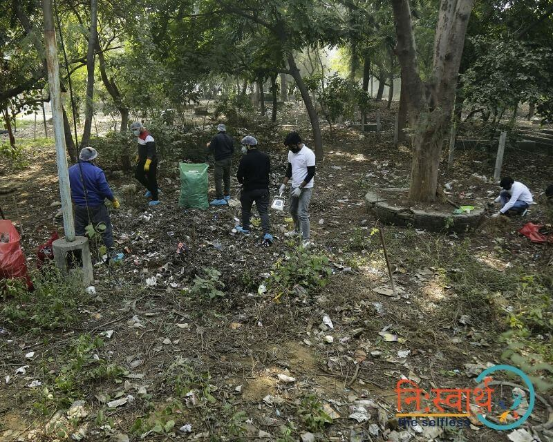 10 - Leisure Valley - Cleanliness Drive - Niswarth The Selfless