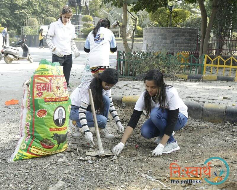 11 - Leisure Valley - Cleanliness Drive - Niswarth The Selfless