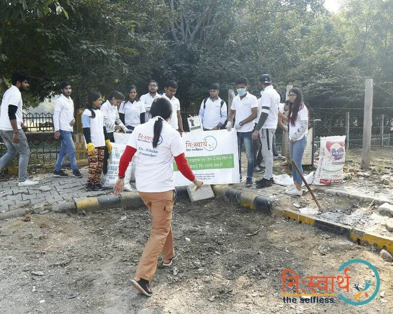 14 - Leisure Valley - Cleanliness Drive - Niswarth The Selfless