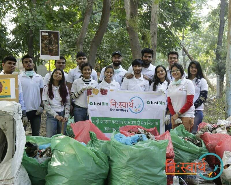 17 - Leisure Valley - Cleanliness Drive - Niswarth The Selfless