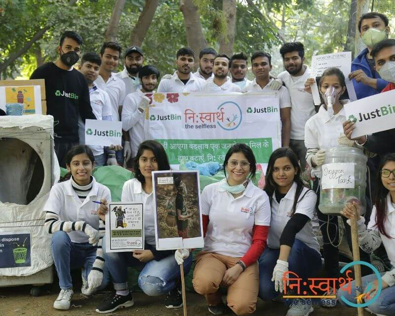 18 - Leisure Valley - Cleanliness Drive - Niswarth The Selfless