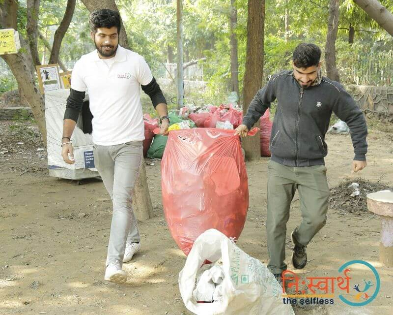 19 - Leisure Valley - Cleanliness Drive - Niswarth The Selfless