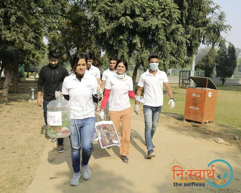 20 - Leisure Valley - Cleanliness Drive - Niswarth The Selfless