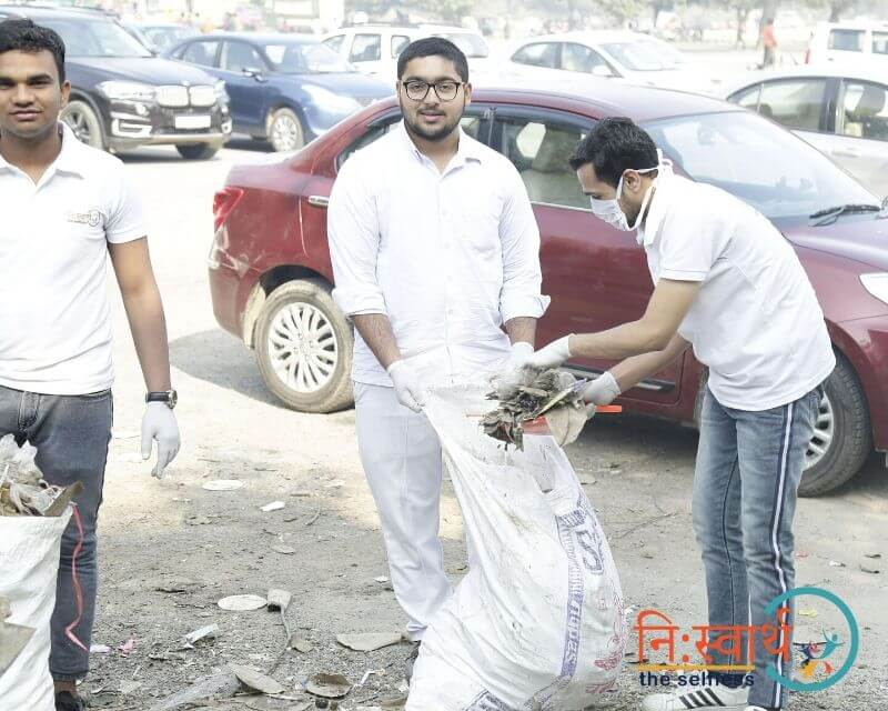 23 - Leisure Valley - Cleanliness Drive - Niswarth The Selfless