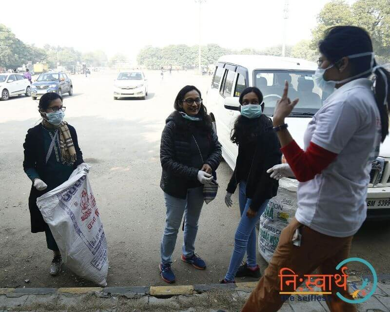 24 - Leisure Valley - Cleanliness Drive - Niswarth The Selfless
