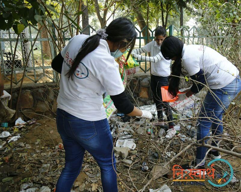 27 - Leisure Valley - Cleanliness Drive - Niswarth The Selfless