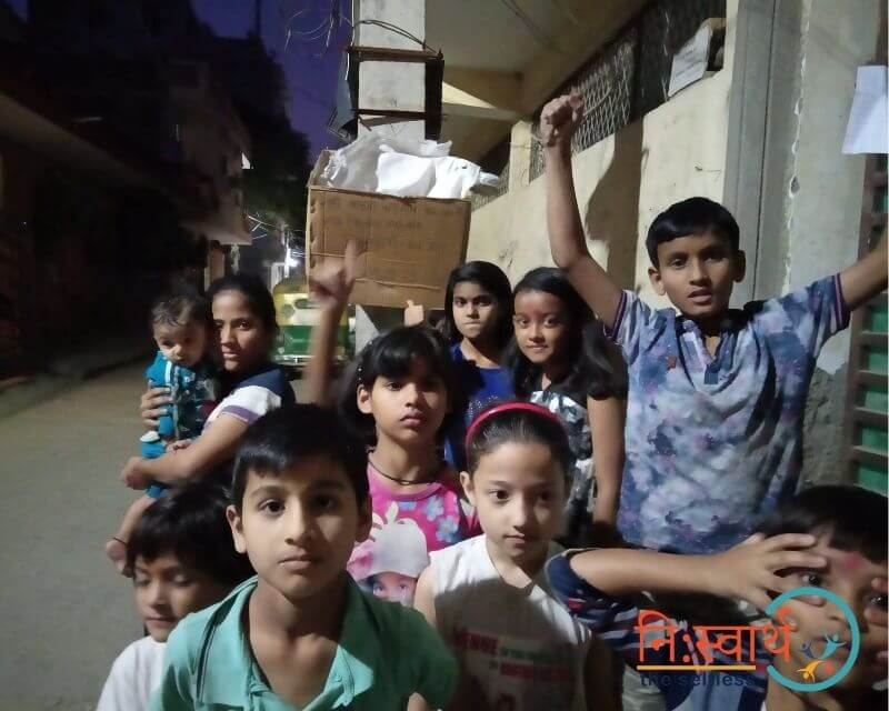 3 - Chillar Party - Cleanliness Drive - Niswarth The Selfless
