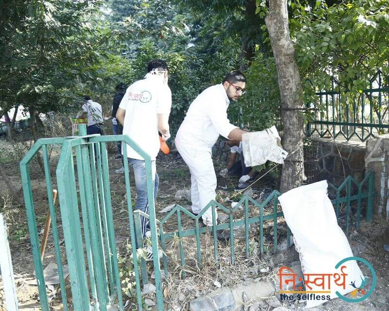 4 - Leisure Valley - Cleanliness Drive - Niswarth The Selfless