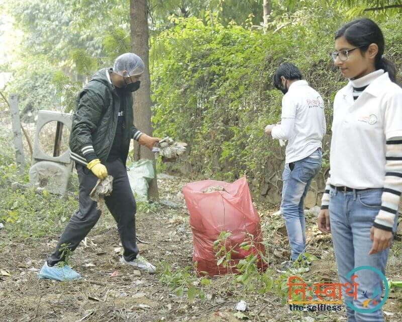 5 - Leisure Valley - Cleanliness Drive - Niswarth The Selfless