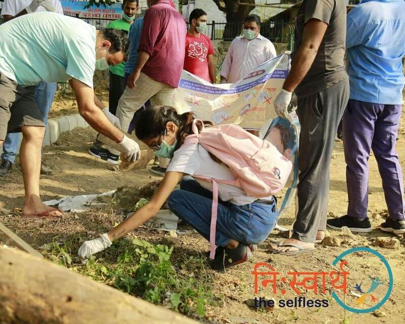 6-Cleanliness Drive_ संशुधी (October) - Niswarth The Selfless