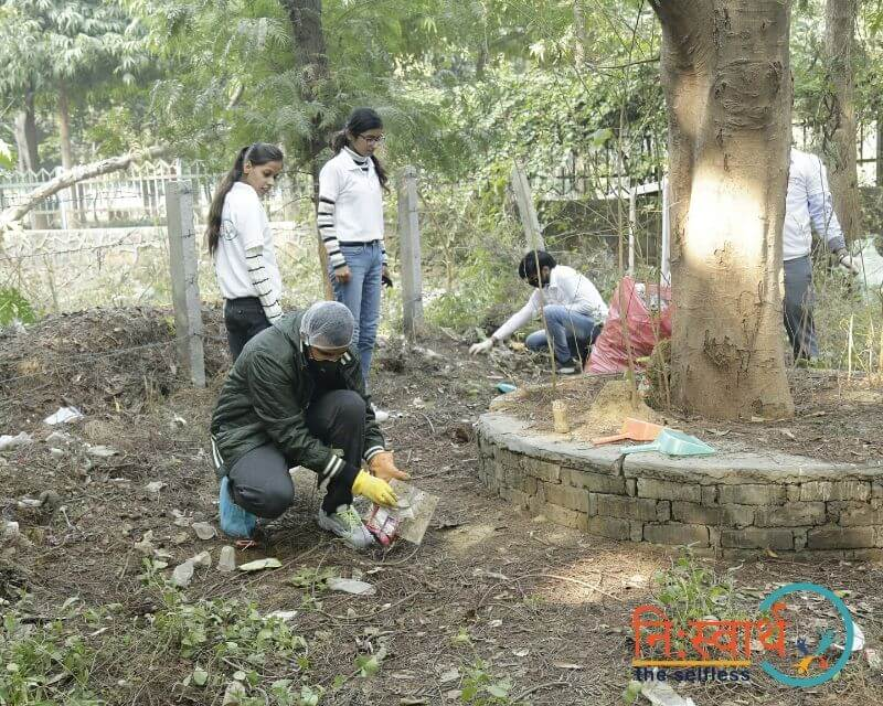6 - Leisure Valley - Cleanliness Drive - Niswarth The Selfless