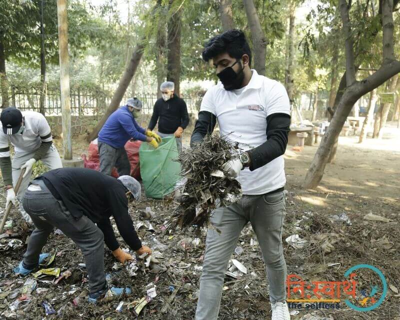 7 - Leisure Valley - Cleanliness Drive - Niswarth The Selfless