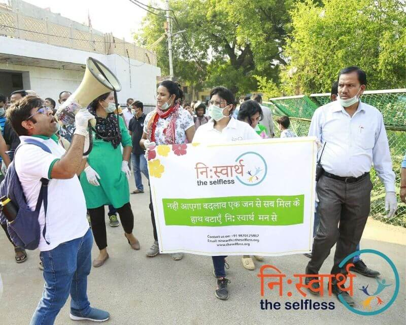 8-Cleanliness Drive_ संशुधी (October) - Niswarth The Selfless