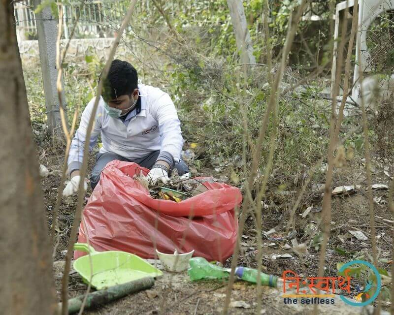 9 - Leisure Valley - Cleanliness Drive - Niswarth The Selfless