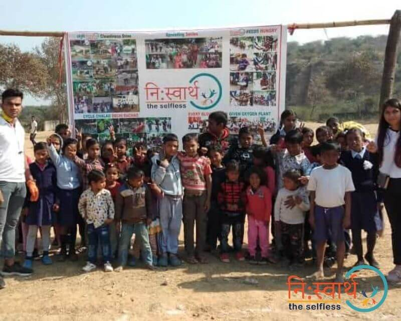 7 - Awareness Drive (2020) - Niswarth The Selfless