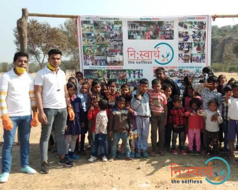 12 - Awareness Drive- february(2020) - Niswarth The Selfless