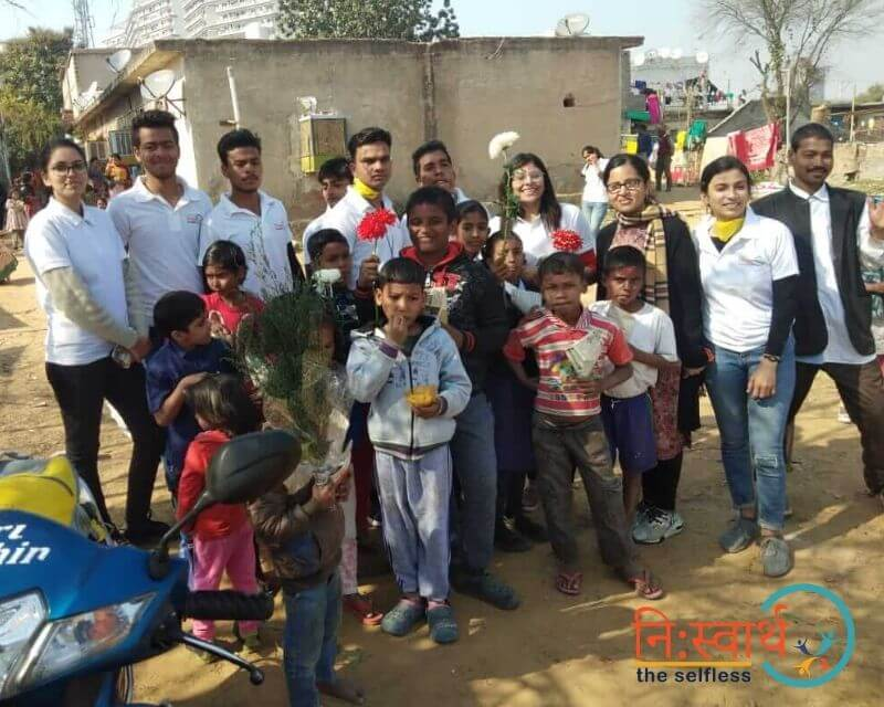 14 - Awareness Drive- february(2020) - Niswarth The Selfless