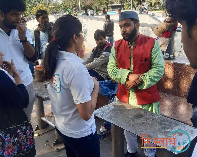 3 - Awareness Drive-February (2020) - Niswarth The Selfless
