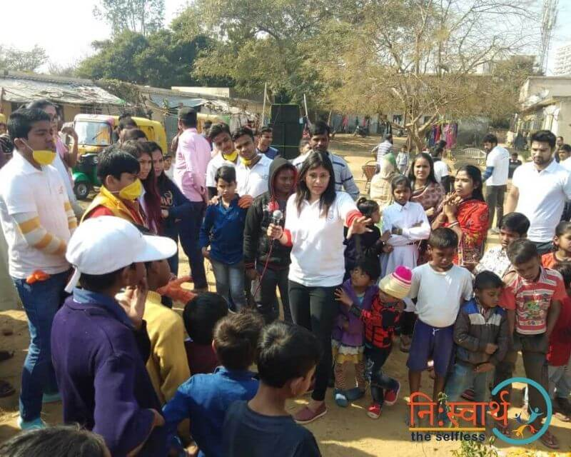 7 - Awareness Drive- february(2020) - Niswarth The Selfless