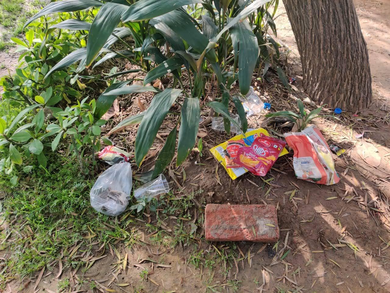 Jan 10 2020- Singapore Park Cleanliness drive - 3